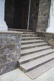 Marble stairs Stock Photography