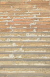 Marble stairs on quay Royalty Free Stock Photography