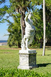 A Marble statue in the John Ringling museum, sarasota, Florida Stock Photo
