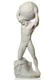 Marble statue of a man Stock Photography