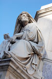 Marble statue, Rome Stock Photos