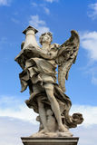 Marble Statue Rome Stock Image