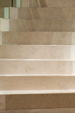 Marble steps Stock Photography