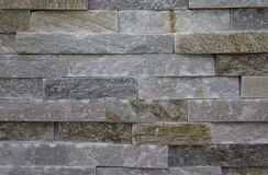 Marble or stone brick background Stock Images