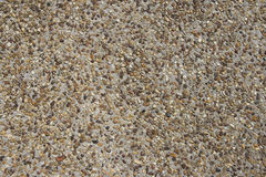 Marble stone floor Stock Images