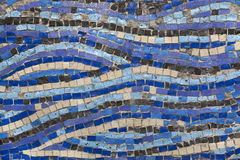 Marble-stone mosaic Royalty Free Stock Photos