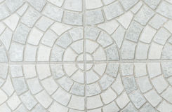 While marble stone mosaic texture. Stock Images