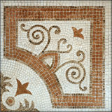Marble-stone mosaic texture. (High.res.) Royalty Free Stock Photos