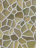 The marble-stone mosaic texture Royalty Free Stock Photo