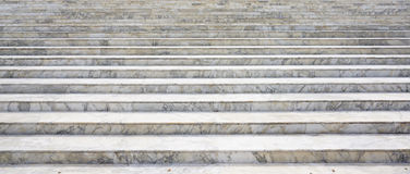 Marble stone stair Royalty Free Stock Photo