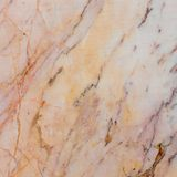 Marble stone surface for decorative works Stock Images