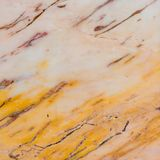 Marble stone surface for decorative works Stock Image