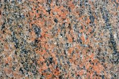 Marble - structure of ornamental stone. With crystals of significant rocks and characteristic material in the building industry royalty free stock photo