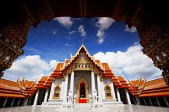 Marble Temple Royalty Free Stock Images