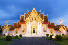 Marble Temple Royalty Free Stock Photo