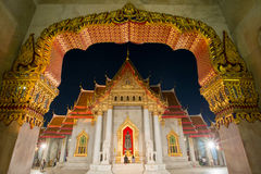 Marble Temple Royalty Free Stock Photos