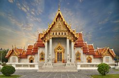 Marble Temple royalty free stock photography