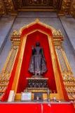 The Marble Temple, Wat Benchamabopit Dusitvanaram in Bangkok Royalty Free Stock Image