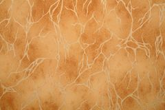 Marble texture. The marble texture in warm tones, close-up Stock Photo