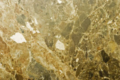 Marble texture. Macro of brown and gray marble Royalty Free Stock Image