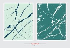Marble texture background, Abstract shapes and pastel colors for cards royalty free illustration