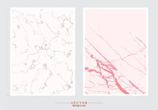 Marble texture background, Abstract shapes and pastel colors for cards. Wedding invitations, banners, templates, flyers, covers, posters, at print, web design Royalty Free Stock Photos