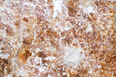 Marble texture, detailed structure of marble in natural patterned  for background and design. Royalty Free Stock Photography