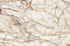 Marble texture, detailed structure of marble in natural patterned  for background and design. Stock Images