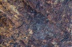Marble texture. Goldish - Brownish and grayish stone for background Royalty Free Stock Image