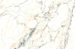 Marble texture with lots of bold contrasting veining. Natural pattern for backdrop or background, And can also be used create marble effect to architectural Royalty Free Stock Photo