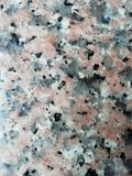 Marble texture. In shades of pink, gray and white stock photo