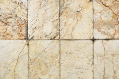 marble texture with rectangle shape Stock Images