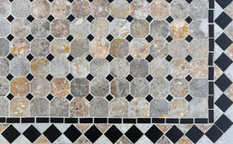 Marble tile background Stock Photo