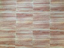 Marble tile floor painted wood. Tiles design wall royalty free stock image