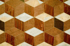 Marble tile pattern Royalty Free Stock Photography