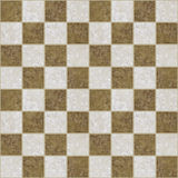 Marble tiled checkered floor  Stock Photos