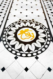 Marble tiles Royalty Free Stock Photo