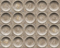 Marble tiles Royalty Free Stock Photography