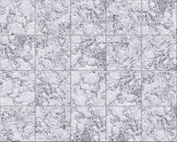 Marble tiles Royalty Free Stock Photo