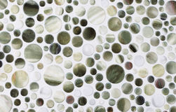 Marble tiles ball Stock Image