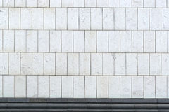 Marble tiles. Luxury white marble tiles from Italy Stock Images