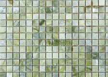 Marble tiles pattern. Kitchen back-splash. Marble tiles pattern and background stock image