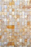 Marble tiles wall Royalty Free Stock Photo