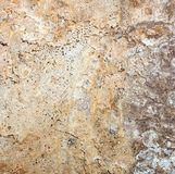 Marble and travertine texture Royalty Free Stock Images