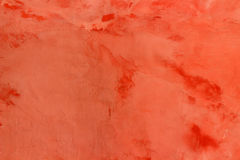 Marble by the Venetian plaster Stock Images