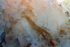 Marble by the Venetian plaster Royalty Free Stock Images