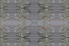 Marble wall carved close Stock Photos