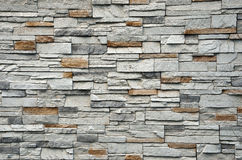 A marble wall detail. Royalty Free Stock Photo