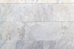 Marble wall Stock Photography