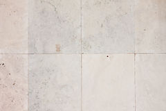 Marble Wall Tile Laid In Brick Pattern Stock Photos